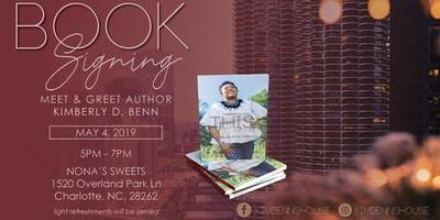 This August Coming Out of the Blind Spot Book Signing
