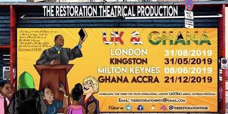 The Restoration Tour  tickets