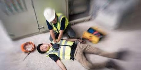 Level 3 Emergency First Aid at Work (One Day Course), Manchester tickets