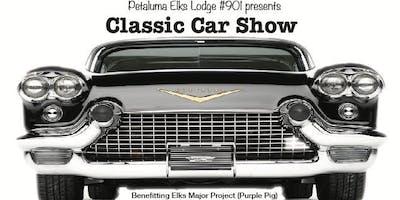 Petaluma Elks Lodge #901 Classic Car Show - Car Entry