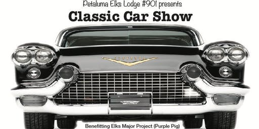 Petaluma Elks Lodge #901 Classic Car Show - Car Entry