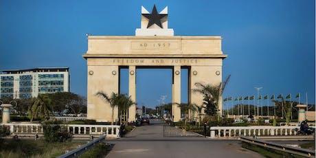 Nigeria Ghana Special tickets
