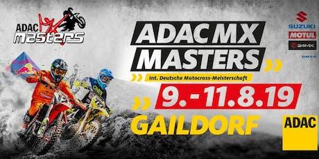 56. Int. ADAC Motocross Gaildorf - ADAC MX Masters Tickets