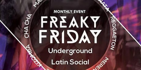Freaky Friday 2019 tickets