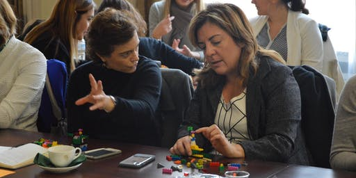 Innovative Problem Solving with Design Thinking and LEGO® SERIOUS PLAY®