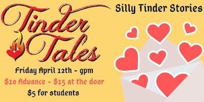 Tinder Tales Live in Waterloo !!!