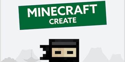 Summer Camp - MINECRAFT Create