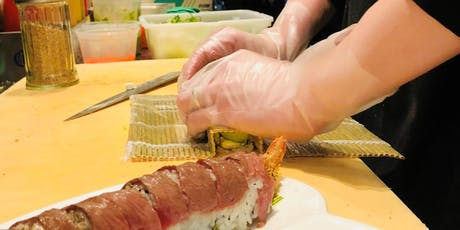 Sushi Rolling Workshop tickets
