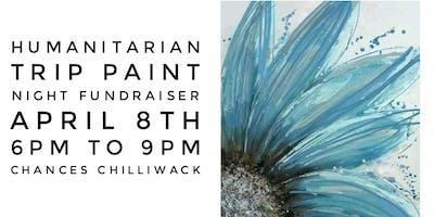 Humanitarian Trip 2020 Paint Night Fundraiser