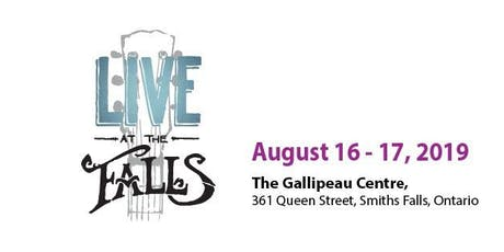 Live At The Falls tickets