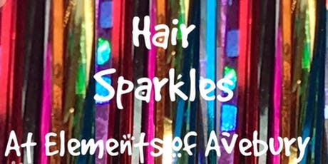 Hair Sparkles with Ro Faerie tickets