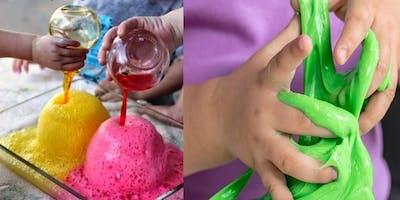 Little Scientists - Experiments for kids! 4 week program