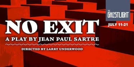 No Exit tickets