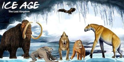 Ice Age - The Lost Kingdom (18th April 2019 - Birmingham)