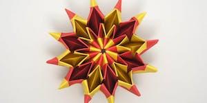 Pinterested: Origami Fireworks