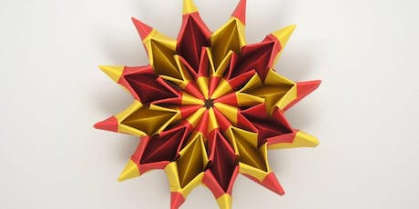 Pinterested: Origami Fireworks tickets