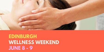 Edinburgh Wellness Weekend - June 2019