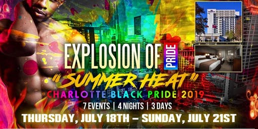 "DESTINI PRODUCTIONS EXPLOSION OF PRIDE ""SUMMER HEAT"" 2019"