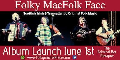 Folky MacFolk **** - Album Launch