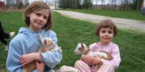 Farm Camp July 22-25, 2019 ages 3-7