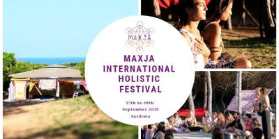 MAXJA 2019 - International Holistic Festival - Sardinia