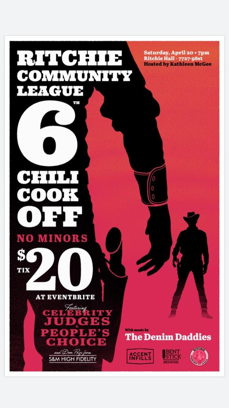 Ritchie Chili Cook Off - 2019
