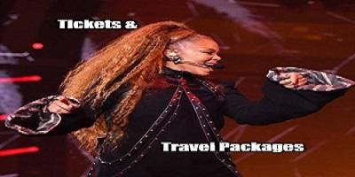 Las Vegas Just Got Hotter-Janet Jackson! Get free info on tickets & travel.