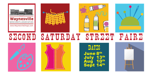 Sept 14th Second Saturday Street Faire Waynesville Ohio - Plein Art Contest
