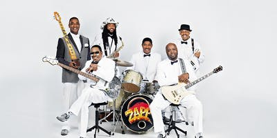 ZAPP Live at Chicago Bar & Grill - All White Party - EARLY SHOW 5 PM