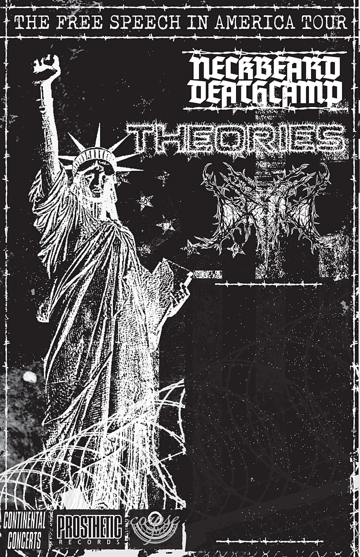 Neckbeard Deathcamp w/ Theories, Dryad, Witch Ripper, DopeCorpse image