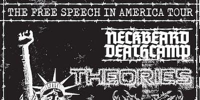 Neckbeard Deathcamp w/ Theories, Dryad, Neurotic Necrosis