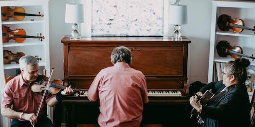 Stanley Bridge Hall Ceilidh - The Chaisson Trio