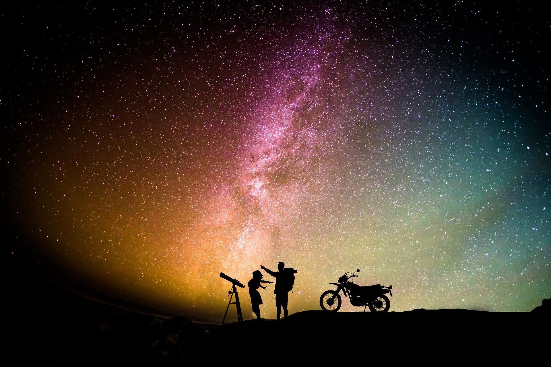 Raccontano le stelle