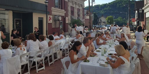 4th Annual Blanc En Plum Dinner feat. Tony Janflone & Gina Collis