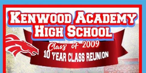 Kenwood Academy H.S. Class of 2009 Reunion Weekend