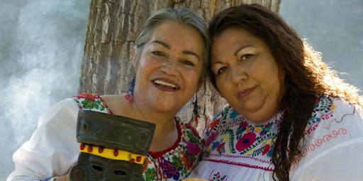 Tonita and Rita on Curanderismo through body and spirit