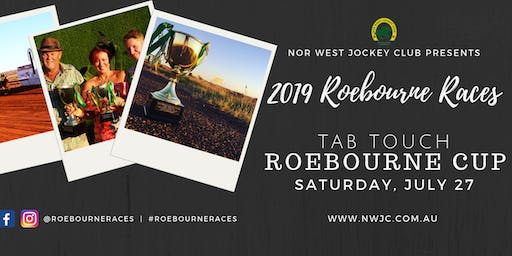 Roebourne Races 2019   TAB Touch Roebourne Cup