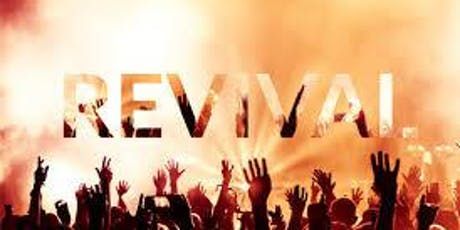 Revival Camp 2020  billets