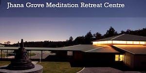 Silent Retreat with Ajahn Brahm at Jhana Grove 11-20...