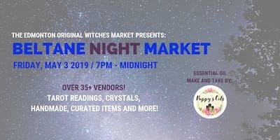 Beltane Night Market - by the Original Edmonton Witches Market