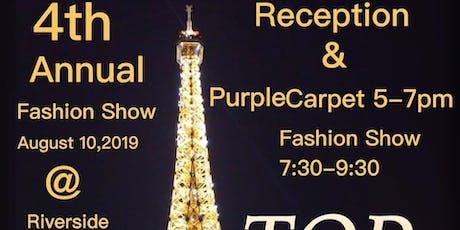 4th Annual ATOP Fashion Show tickets