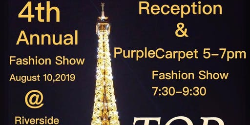 4th Annual ATOP Fashion Show