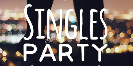 Singles Sioree - Singles Party tickets