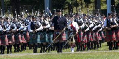 Souvenir Program Advertising - 73rd Pacific Northwest Scottish Highland Games