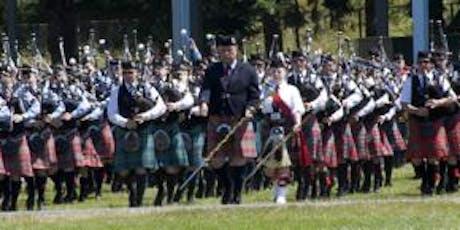 Souvenir Program Advertising - 73rd Pacific Northwest Scottish Highland Games tickets
