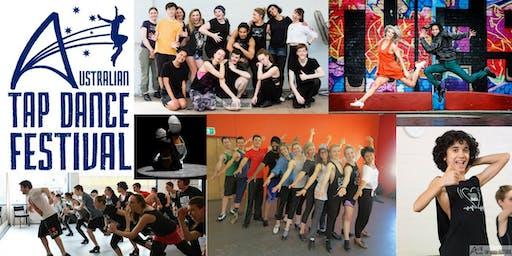 2019 Australian Tap Dance Festival - Public Event Tickets