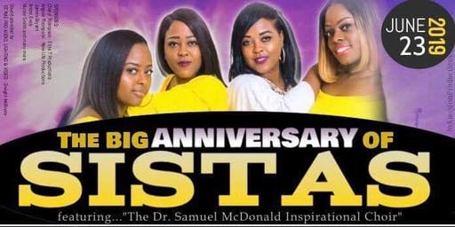The Big Anniversary for Sistas