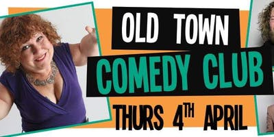Old Town Comedy Club With Tanyalee Davis