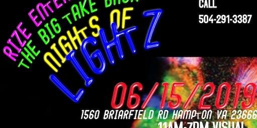 big take back night of lights