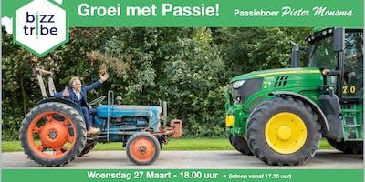 MasterClass Passieboer Pieter Monsma!